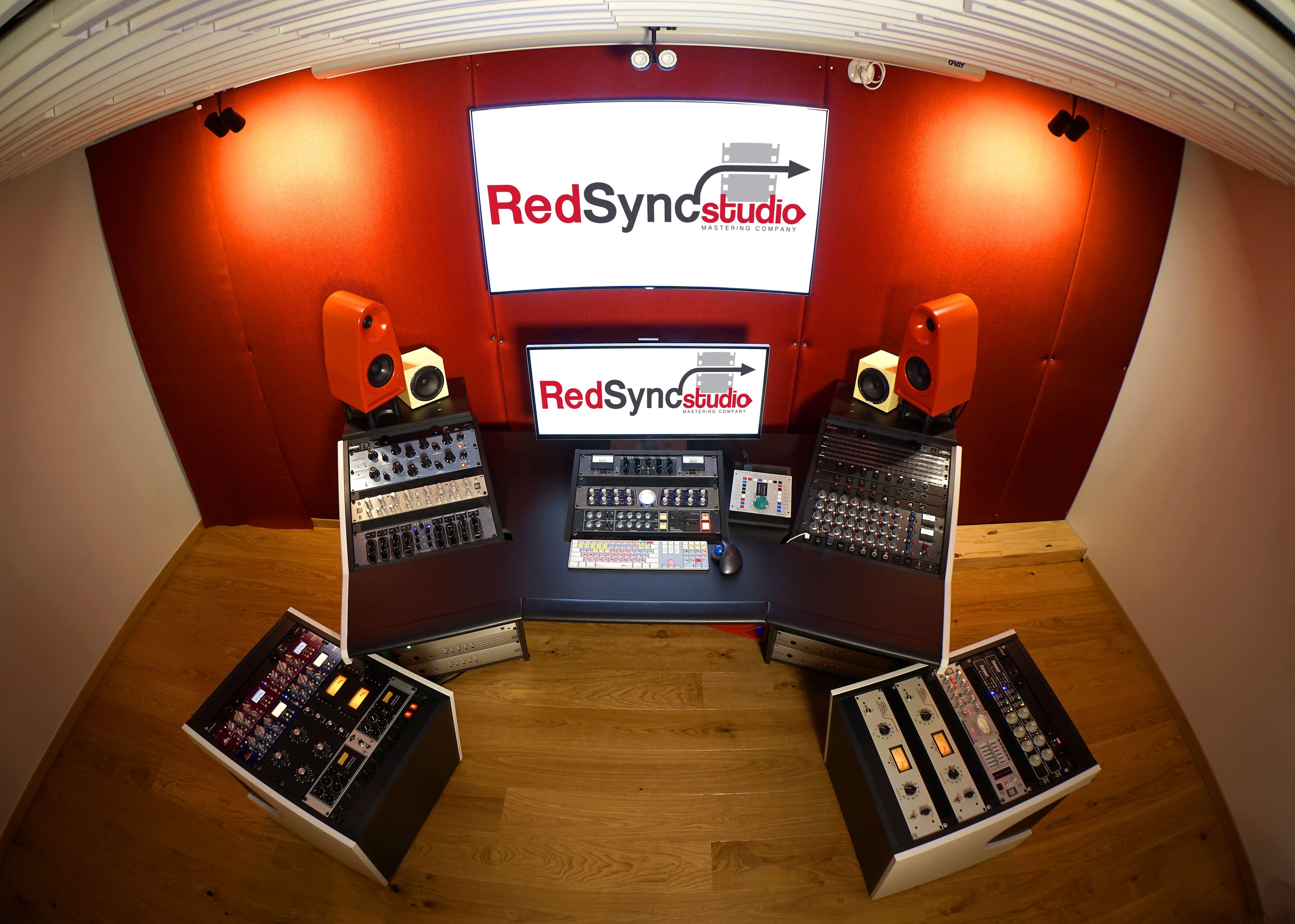 studio d'enregistrement et mastering à Lyon