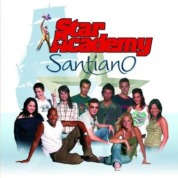 Star Academy 5 – Santiano – 2005